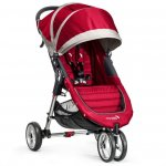 Wózek Baby Jogger City Mini 3 Single - Crimson Gray