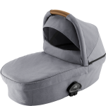 Gondola Twarda Britax Romer Smile III Frost Grey, Brown Handle