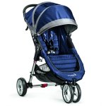 Wózek Baby Jogger City Mini 3 Single - Cobalt Grey - GRATIS tacka i folia