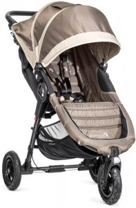 Wózek Baby Jogger City Mini GT Single - Sand Stone