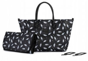 Kinderkraft torba Mommy Bag Black