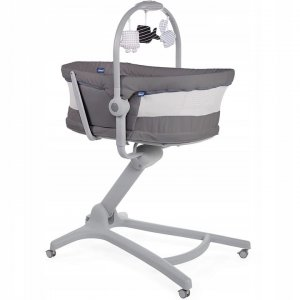 Chicco Baby Hug 4W1 Air - Dark Grey