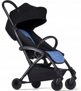 Wózek spacerowy Bumprider Connect black/blue