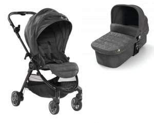 Wózek 2w1 Baby Jogger City Tour Lux - Granite