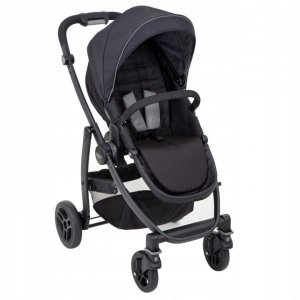 Wózek spacerowy GRACO Evo - Black Grey