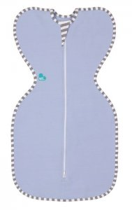 Otulacz  Love To Dream Swaddle UP - ETAP 1 Original roz. M - niebieski