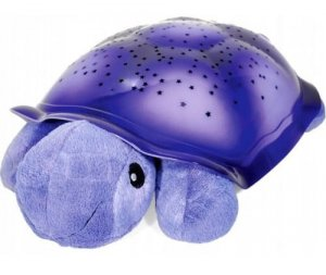 Lampka  Żółw Cloud b® Twilight Turtle - Fiolet