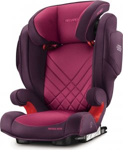 Fotelik RECARO Monza Nova 2 SeatFix 15-36 kg - Power Berry