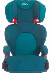 Fotelik Graco Logico L New 15-36 kg - Harbour Blue