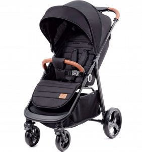 Wózek spacerowy Kinderkraft Grande - Black