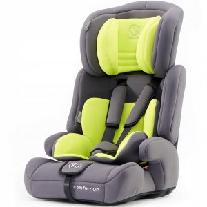 Fotelik KinderKraft Comfort Up 9-36 kg - Lime