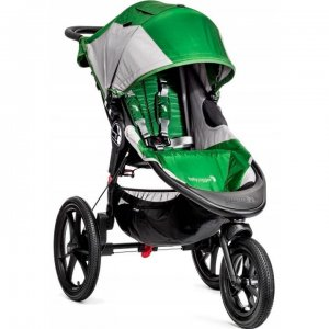 Wózek spacerowy Baby Jogger SUMMIT X3 - Green/Gray