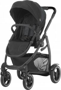 Wózek Spacerowy Graco Evo XT - Black Grey