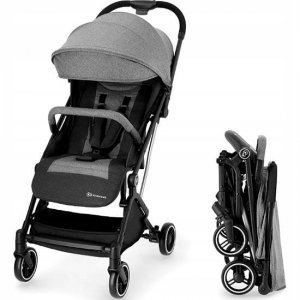Wózek Spacerowy KinderKraft INDY - Grey
