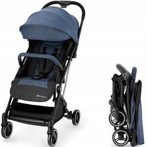 Wózek Spacerowy KinderKraft INDY - Denim