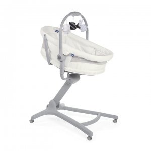 Chicco Baby Hug 4W1 Air - White Snow