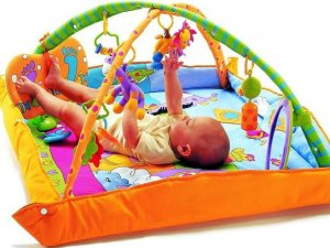 Mata edukacyjna Tiny Love - Kick & Play 3w1