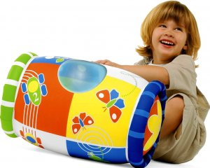 Chicco Muzyczny Walec Musical Roller