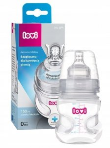 Lovi Butelka Medical 150 ml 0m+