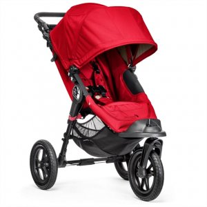 Wózek Baby Jogger City Elite Single - Red