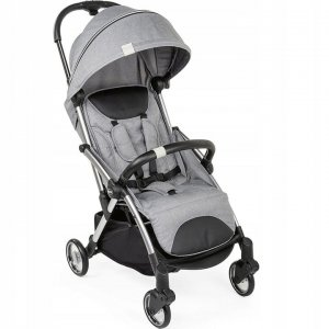 Wózek spacerowy Chicco Goody Cool Grey