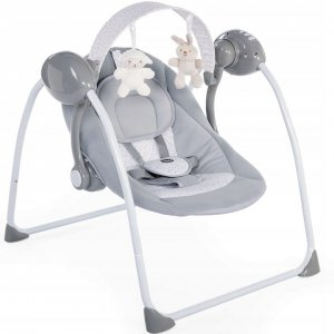 Huśtawka Chicco Polly Relax&Play Cool Grey