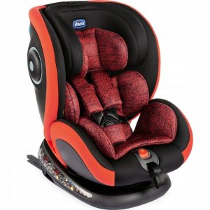 Fotelik Chicco Seat 4 Fix 0-36 kg Poppy Red