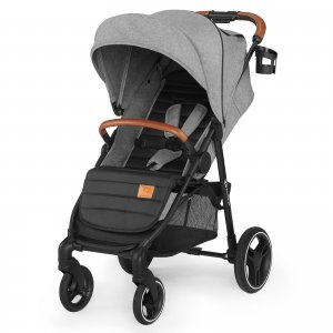 Wózek spacerowy Kinderkraft Grande LX - Grey
