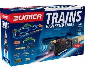 Dumica High Speed Bridge Train Deluxe 62 el.