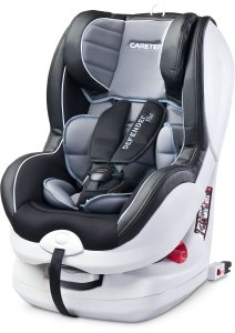 Fotelik Caretero Defender Plus Isofix 0-18 kg - Grey