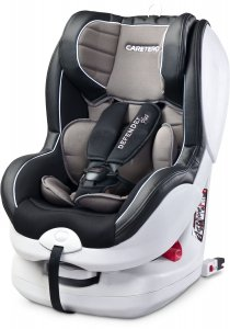 Fotelik Caretero Defender Plus Isofix 0-18 kg - Graphite