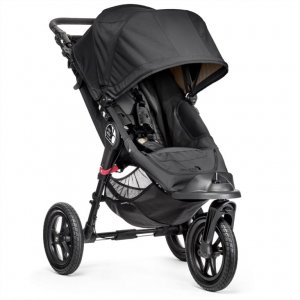 Wózek Baby Jogger City Elite Single - Black