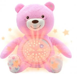 Chicco Miś First Dreams 3w1 Pink