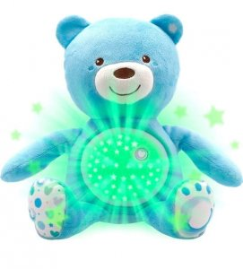 Chicco Miś First Dreams 3w1 Blue
