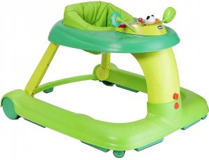 Chodzik Chicco 123 - Green
