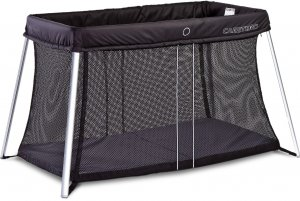 Kojec pop-up Caretero Easy - Black