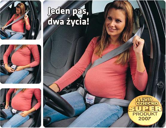 55c91c030543a1 zalecany do stosowania już od początku ciąży • pomaga prawidłowo umieścić  pas aby ten nie był zagrożeniem dla nienarodzonego dziecka