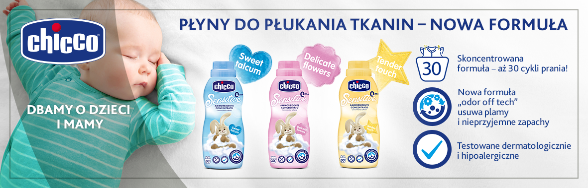 Chicco płyn do płukania